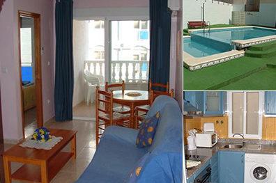 Pool Facing Apartment (PDM)