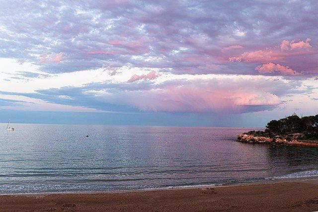 Playa de la Fossa, Calpe